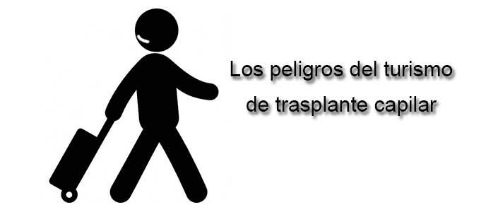 El peligro del turismo de trasplante capilar