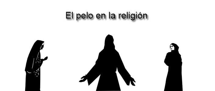 El pelo en la religión