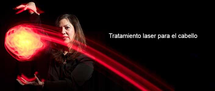 Laser para el cabello