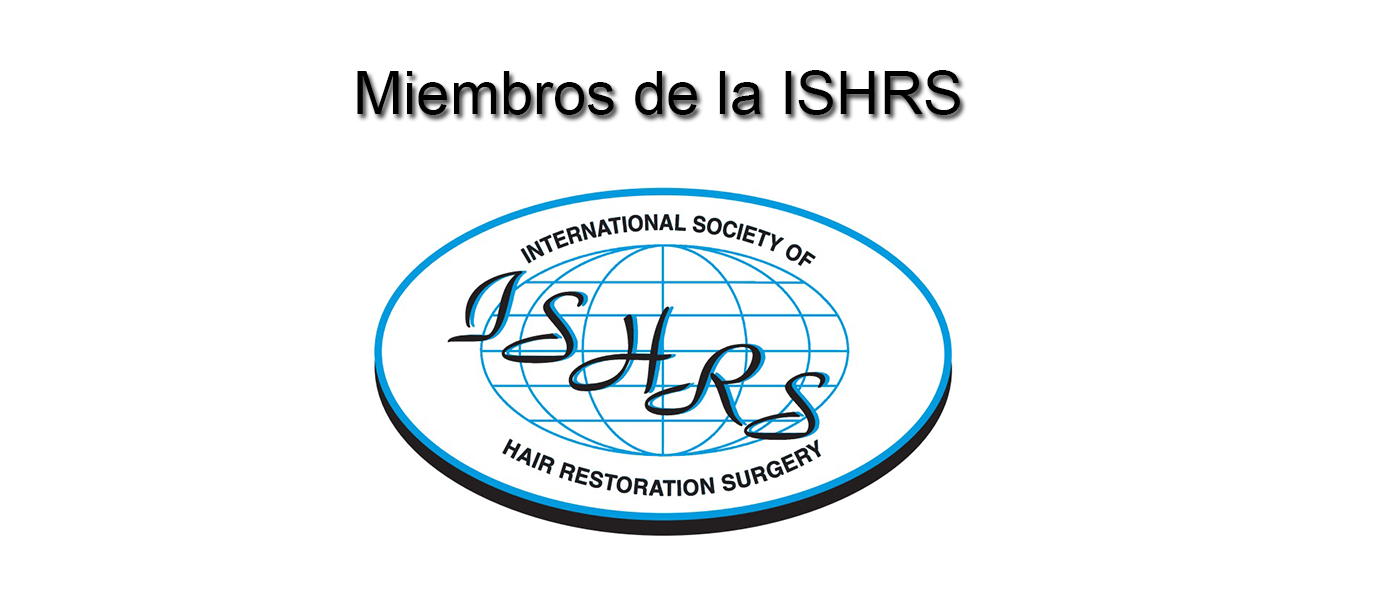 Miembros de la ISHRS