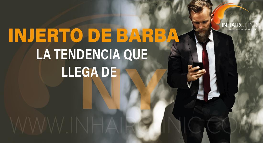 INJERTO DE BARBA injerto capilar madrid inhairclinic