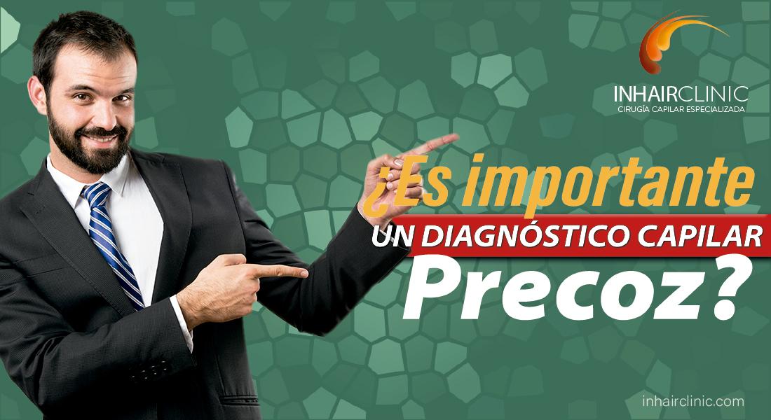 la importancia de un diagnostico capilar precoz